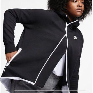 NIKE Tech Fleece Full Zip Cape NWT in Size 3X